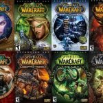 World of Warcraft (WOW) Expansions list 2021