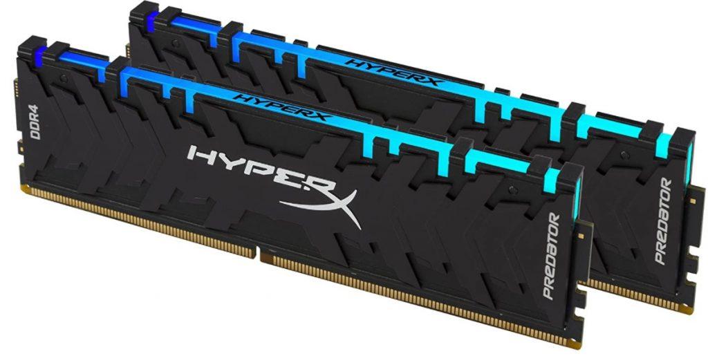 HyperX Predator DDR4 RGB Ram
