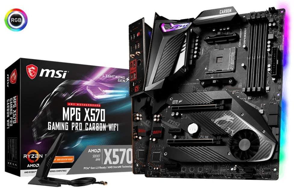 MSI-MPG-X570-Gaming-Pro-Carbon