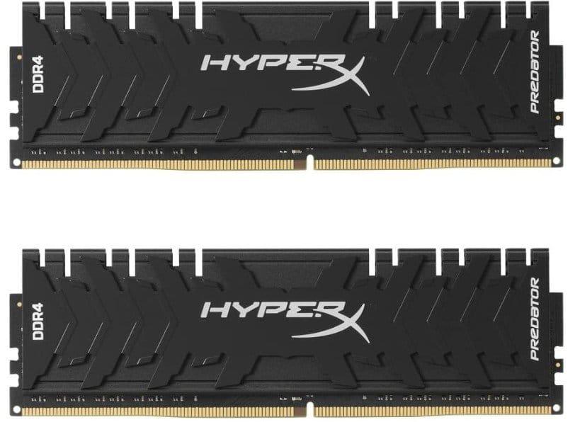 HyperX Predator Black 16GB Kit