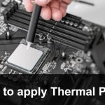 How to apply Thermal Paste in 2021