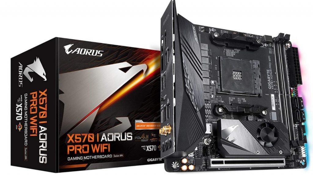 GIGABYTE X570-I AORUS Pro WIFI