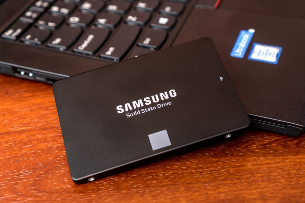 Best SSD  for gaming laptop
