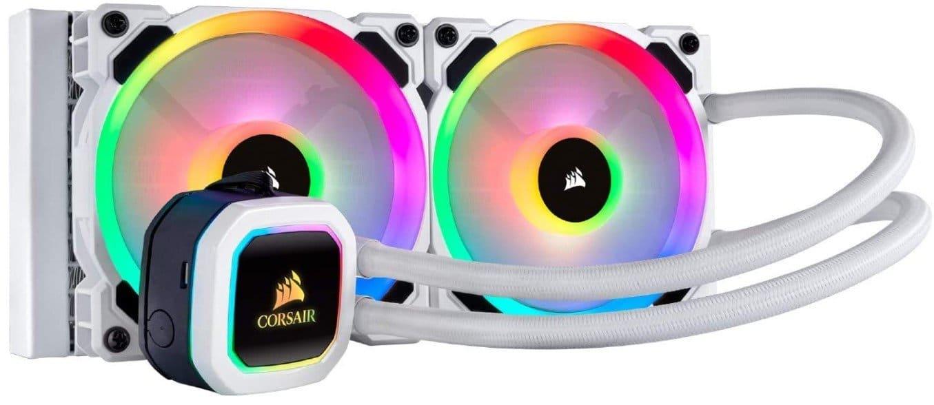 Corsair-Hydro-Series-H100i-RGB-Platinum-SE-White
