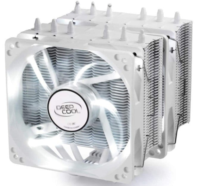 DeepCool-NEPTWIN-White