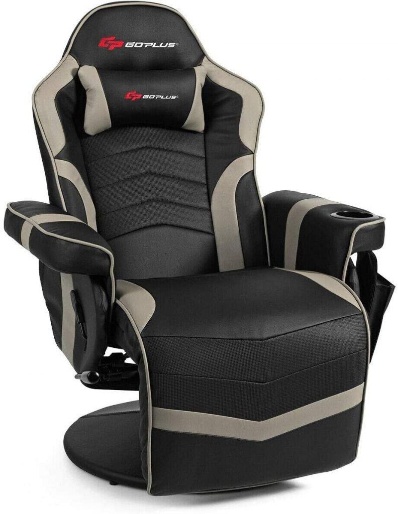 Goplus-Massage-Gaming-chair