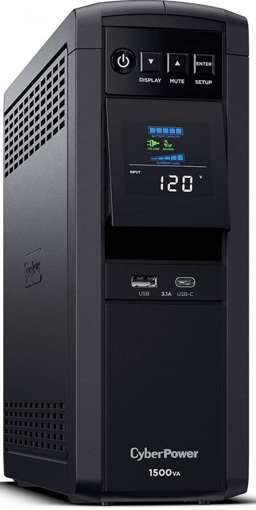 CyberPower-CP1500PFCLCD