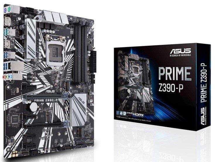 ASUS-Prime-Z390-P-LGA1151-(Intel-8th-and-9th-gen)