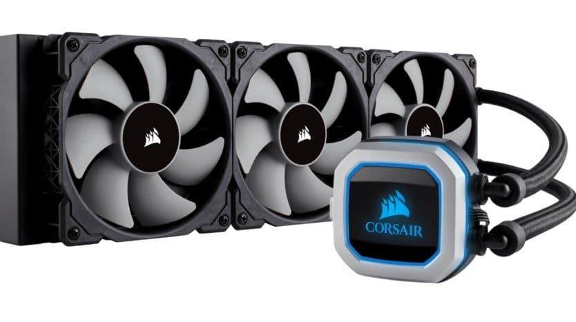 Corsair Hydro H150i AIO Liquid CPU Cooler