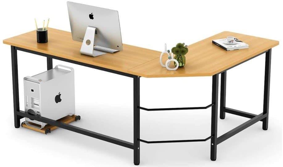 Tribesigns-Modern-L-Shaped-Desk-Corner-Computer-Desk