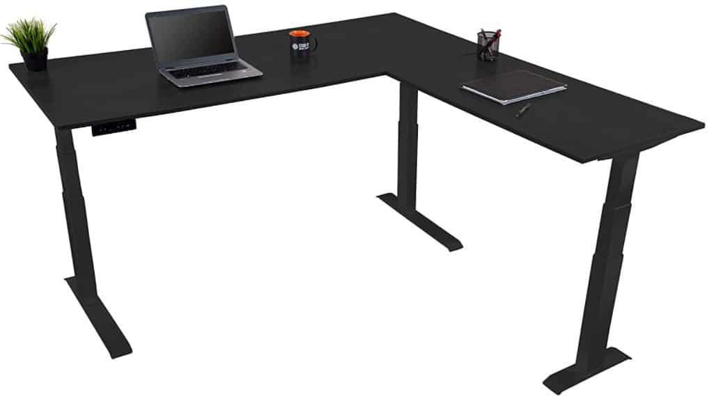 Triple-Motor-Electric-L-Shaped-Desk