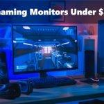 Best Gaming Monitor Under 200 Dollars