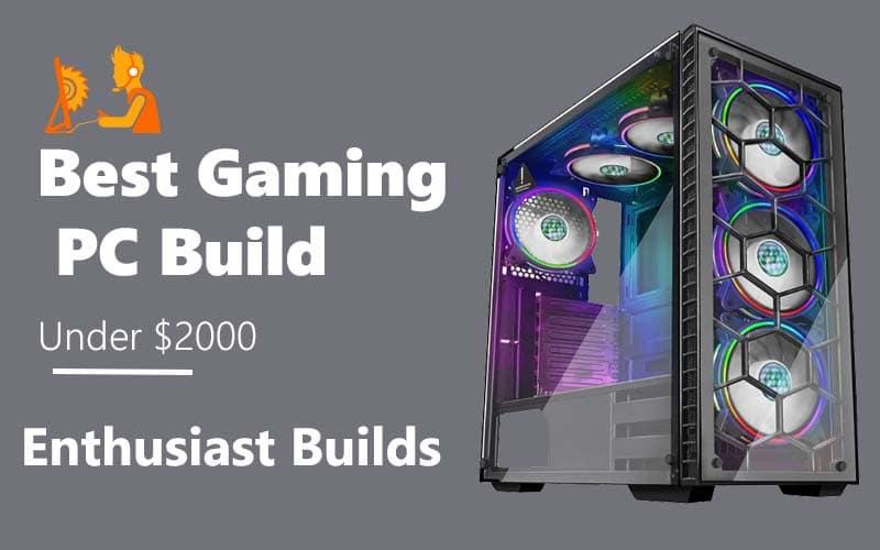 Best Gaming PC Under 2000