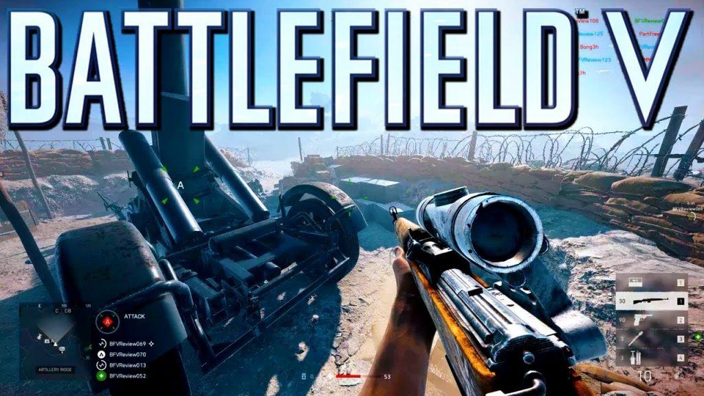 Battlefield V DX 11