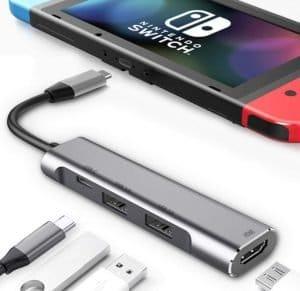 RREAKA-USB-TYPE-C-to-HDMI-Digital-AV-multiport-HUB