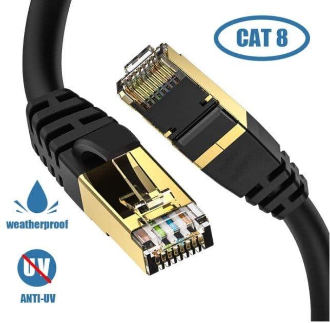 DbillionDA-Cat8-Ethernet-Cable