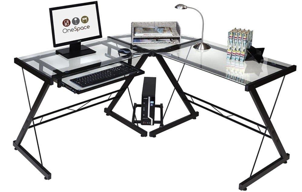 OneSpace-ultramodern-Glass-L-shaped-desk