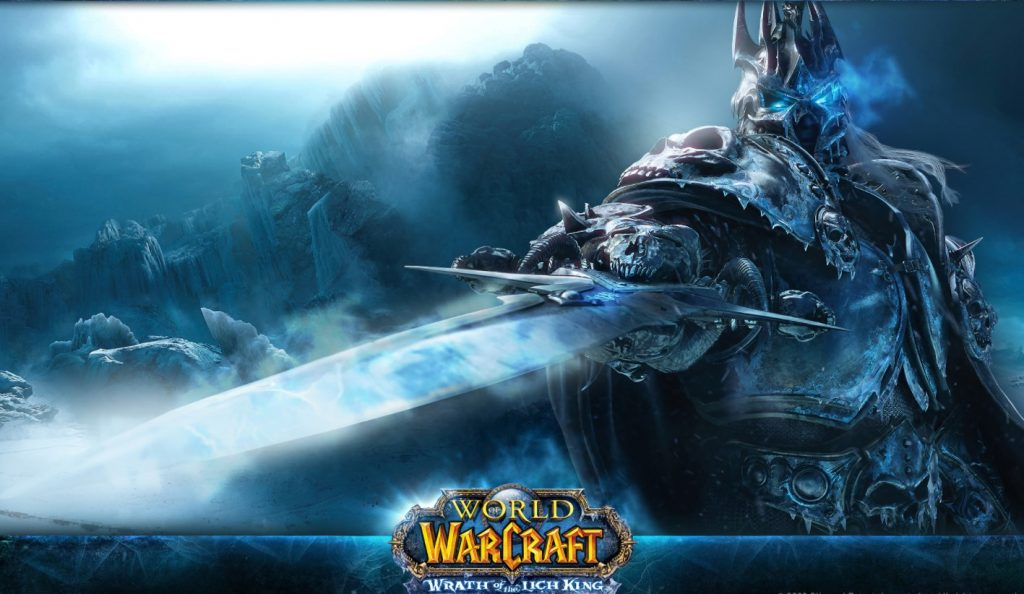 World of Warcraft The Wrath of the Lich king
