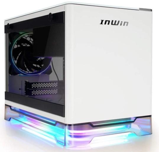 IN WIN A1 Plus White Mini ITX Tower