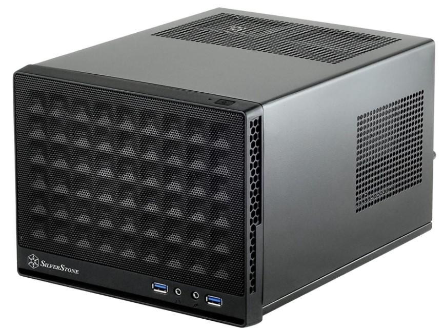 SilverStone technology Ultra Compact Mini ITX