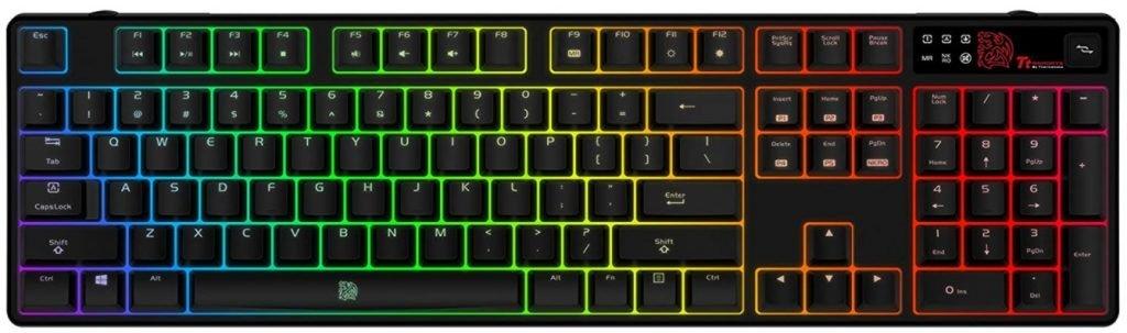 Thermaltake Poseidon Z Keyboard