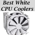 Top 7 Best White CPU Coolers Liquid (AIO) and Air – 2021