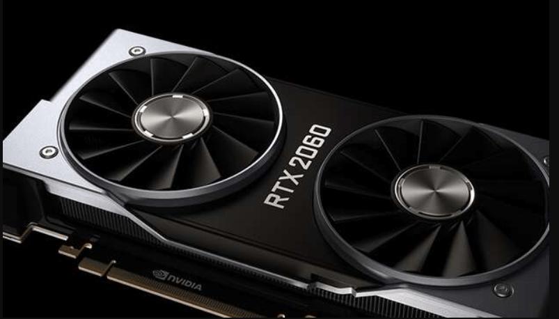 Nvidia RTX 2060 Graphics Card