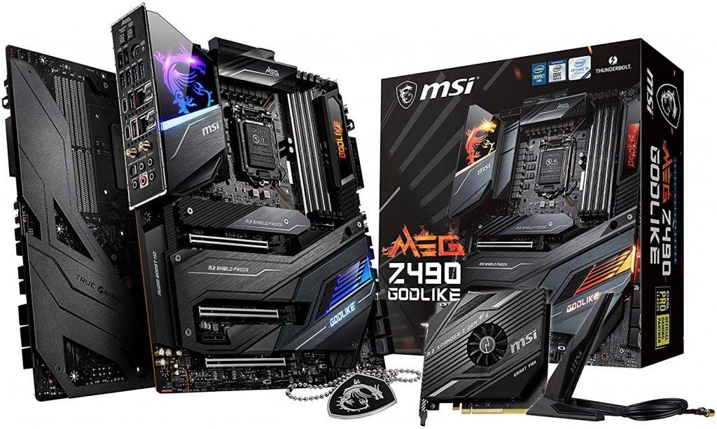 MSI MEG Z490 Godlike