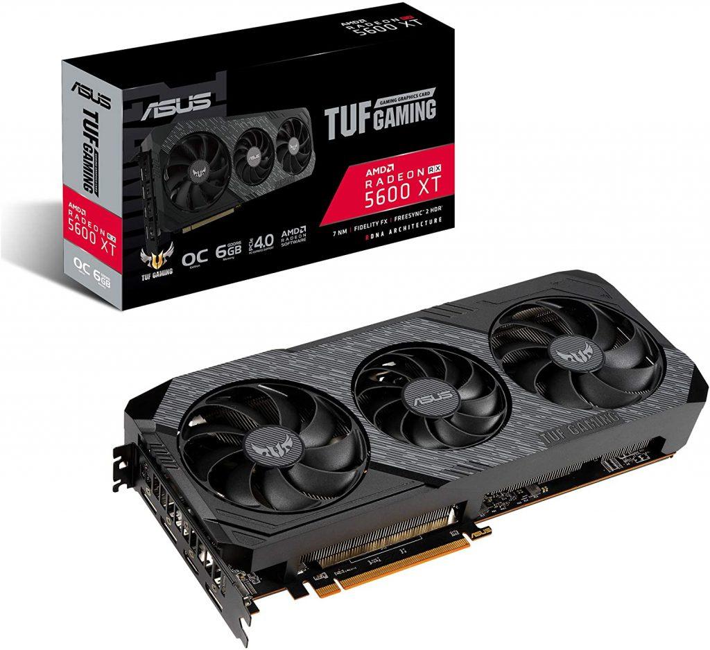 ASUS TUF Gaming 3 AMD Radeon RX 5600XT OC