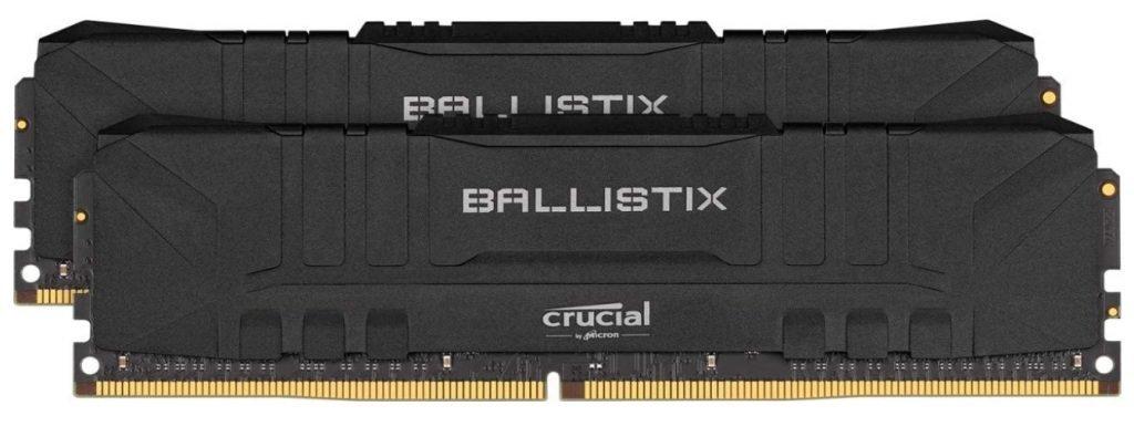 Crucial Ballistix 16GB DDR4-3600 CL16