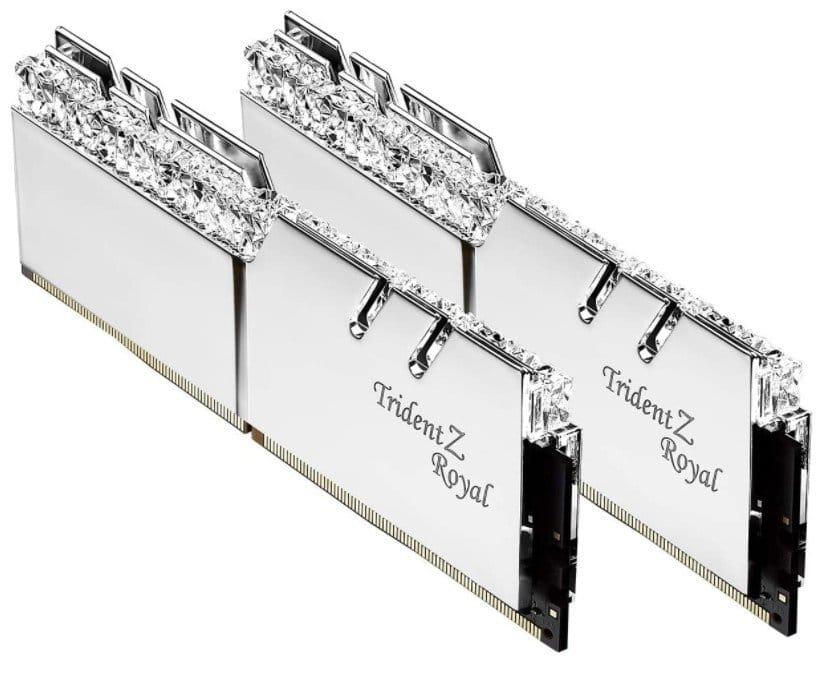 G.Skill Trident Z Royal Series DDR4 4000MHz
