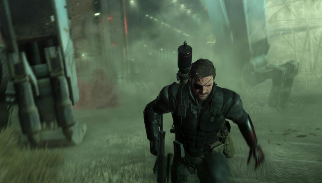 Metal Gear Solid 5 (2015)