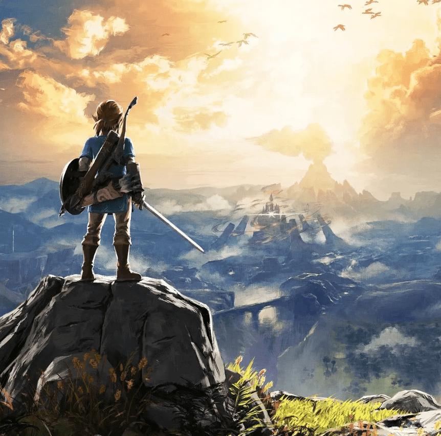 The Legend of Zelda: Breath of the Wild (2017)