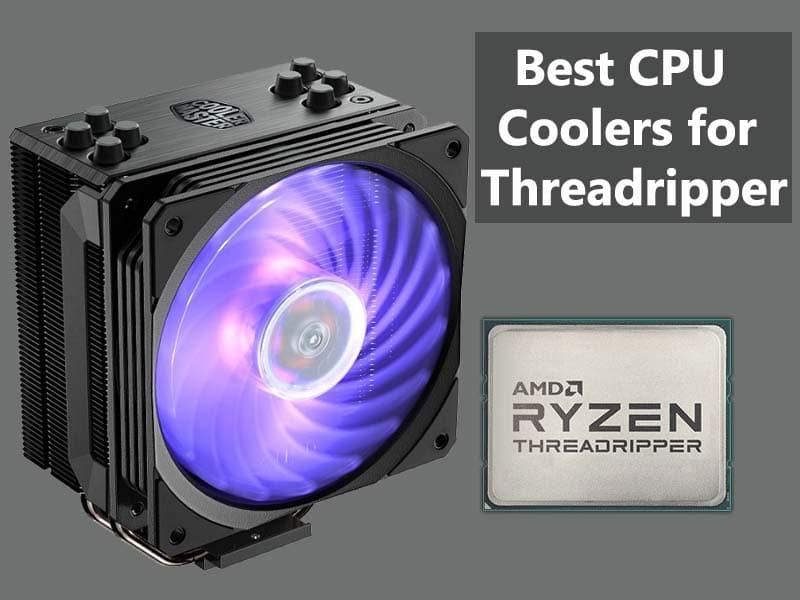 best threadripper cooler